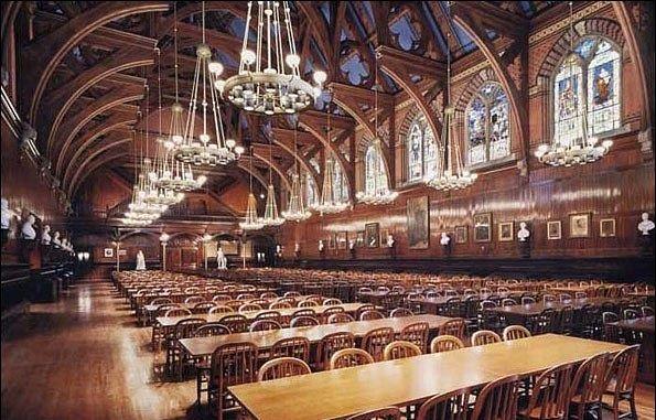 کتابخانه دانشگاه هاروارد