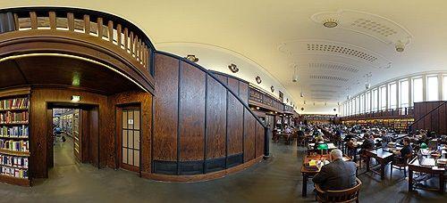 کتابخانه ملی آلمان