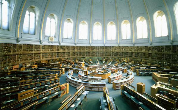 کتابخانه بریتانیا