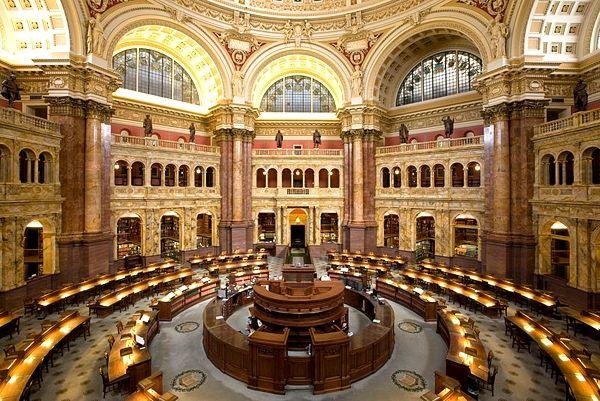 کتابخانه کنگره ایالات متحده آمریکا